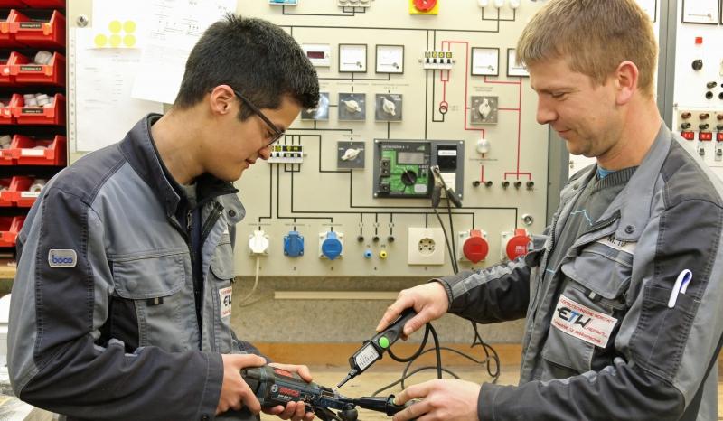 Elektroniker/in für Energie- und Gebäudetechnik (m/w/d)